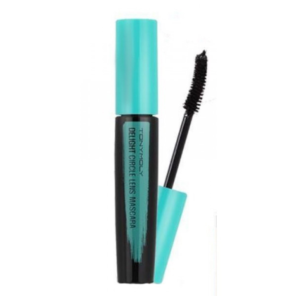 Tony Moly Delight Circle Lens Mascara - тушь для ресниц;