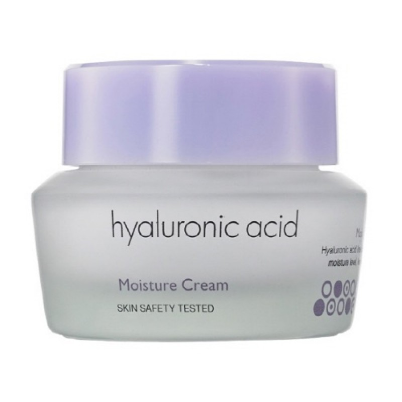 It's Skin Hyaluronic Acid Moisture Cream - крем для лица с гиалуроновая кислотой.