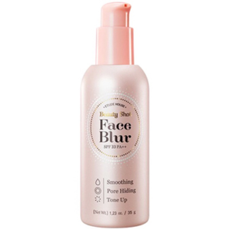 Etude House Beauty Shot Face Blur SPF33 PA++ - база под макияж;