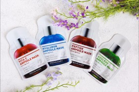 Proud Mary Ampoule Mask Pack - ампульная листовая маска;