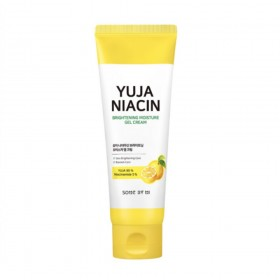 SOME BY MI Yuja Niacin Brightening Moisture Gel Cream -  осветляющий гель-крем;