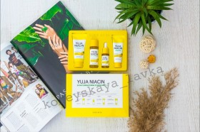 Some by mi YUJA NIACIN 30 DAYS BRIGHTENING STARTER KIT - набор для осветления кожи;